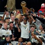NBA Finals: Bucks take the title